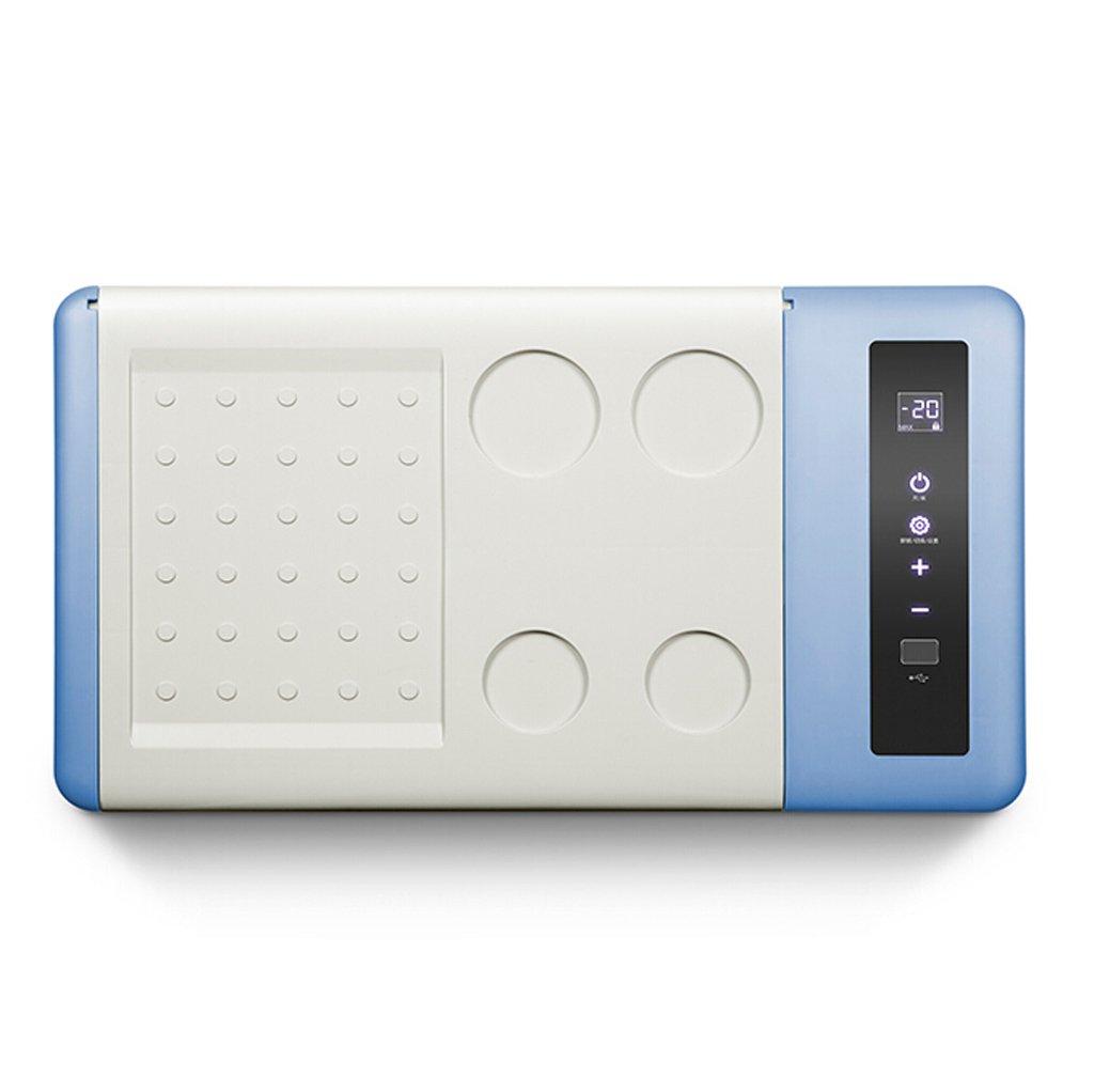 TX- Congelador portátil del refrigerador del compresor del refrigerador de 18 litros del Coche 12v / 24v: Amazon.es: Hogar