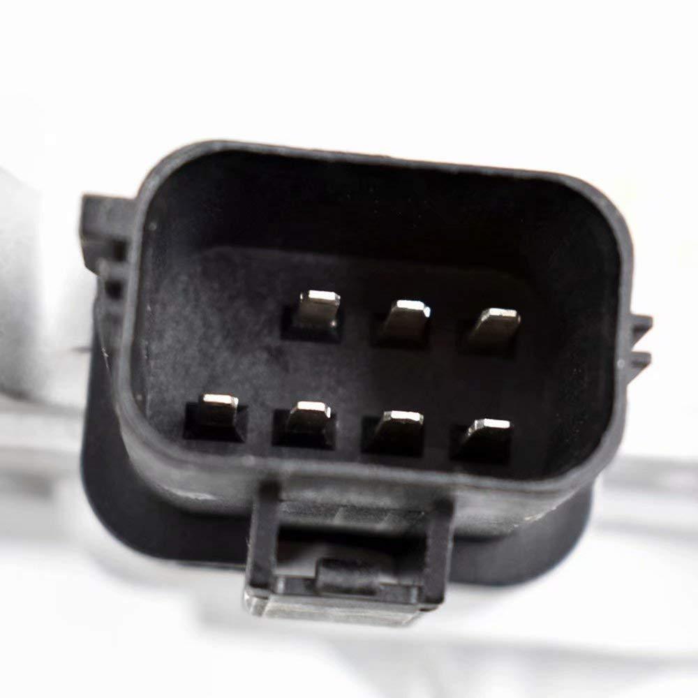 600-935 Transfer Case Gear Motor for 05-12 Dodge Ram Trucks 1500 2500 3500