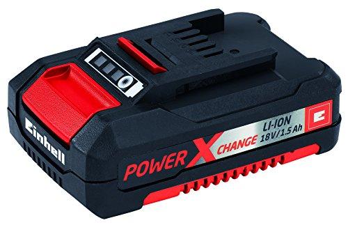 Einhell System Akku Power X-Change (Lithium Ionen Akku, 18 V, 1,5 Ah, passend für alle Power X-Change Geräte)