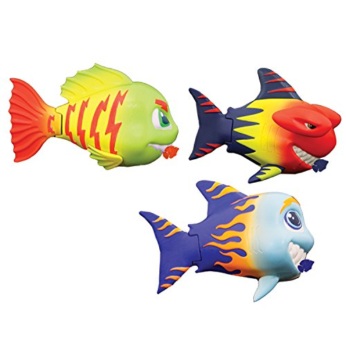(SwimWays Battle Reef Micros, Style May Vary)
