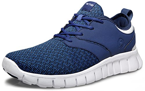 Tesla Men's Knit Pattern Sports Running Shoes L570 / X573 ( True to Size )