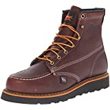 "Thorogood Men's  6"" Moc-Toe Wedge-Heel Non-Safety Boot"