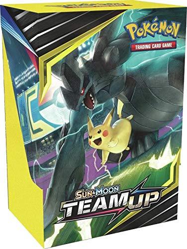 Pokemon Sun & Moon Team UP Build & Battle Prerelease Kit Box EN SM09