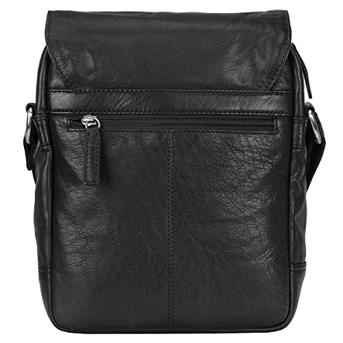 Cm Tablette Cuir Bandouliére Sac Compartiment Tumbled 29 Greenburry Oily qzF4wS