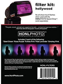 HonlPhoto Color Effects Filter Kit