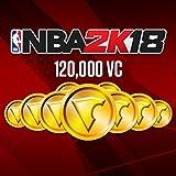 NBA 2K18: 120000 VC - PS3 [Digital Code]
