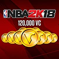 NBA 2K18: 120000 VC - PS3 [Digital Code]