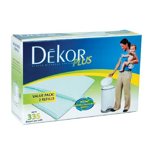 Diaper pails refills is the leading kids for Dekor mini refill