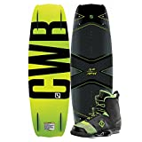 CWB 2016 Faction Wakeboard with Boots, Large/144cm