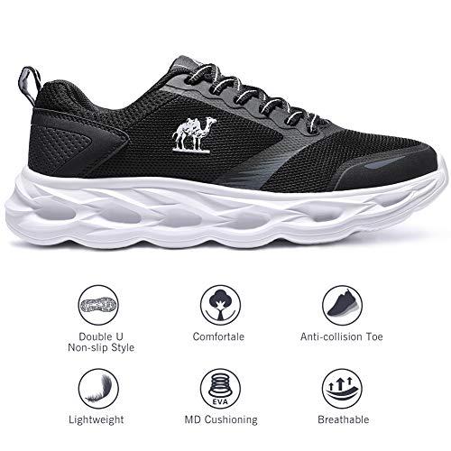 Y Trail Golpes Última Correr Los Deporte Mujer Resistentes Zapatillas Versión Negro De Zapatos Atléticas Transpirables A Para Deportivas E7qw8R