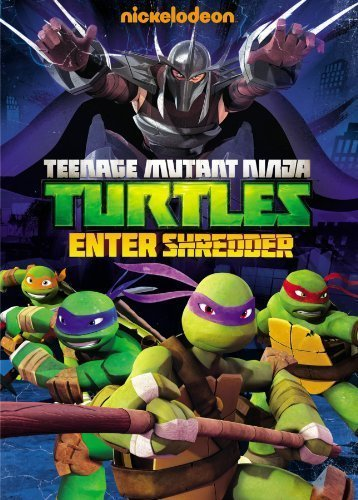 Amazon Com Teenage Mutant Ninja Turtles Enter Shredder By Nickelodeon Movies Tv
