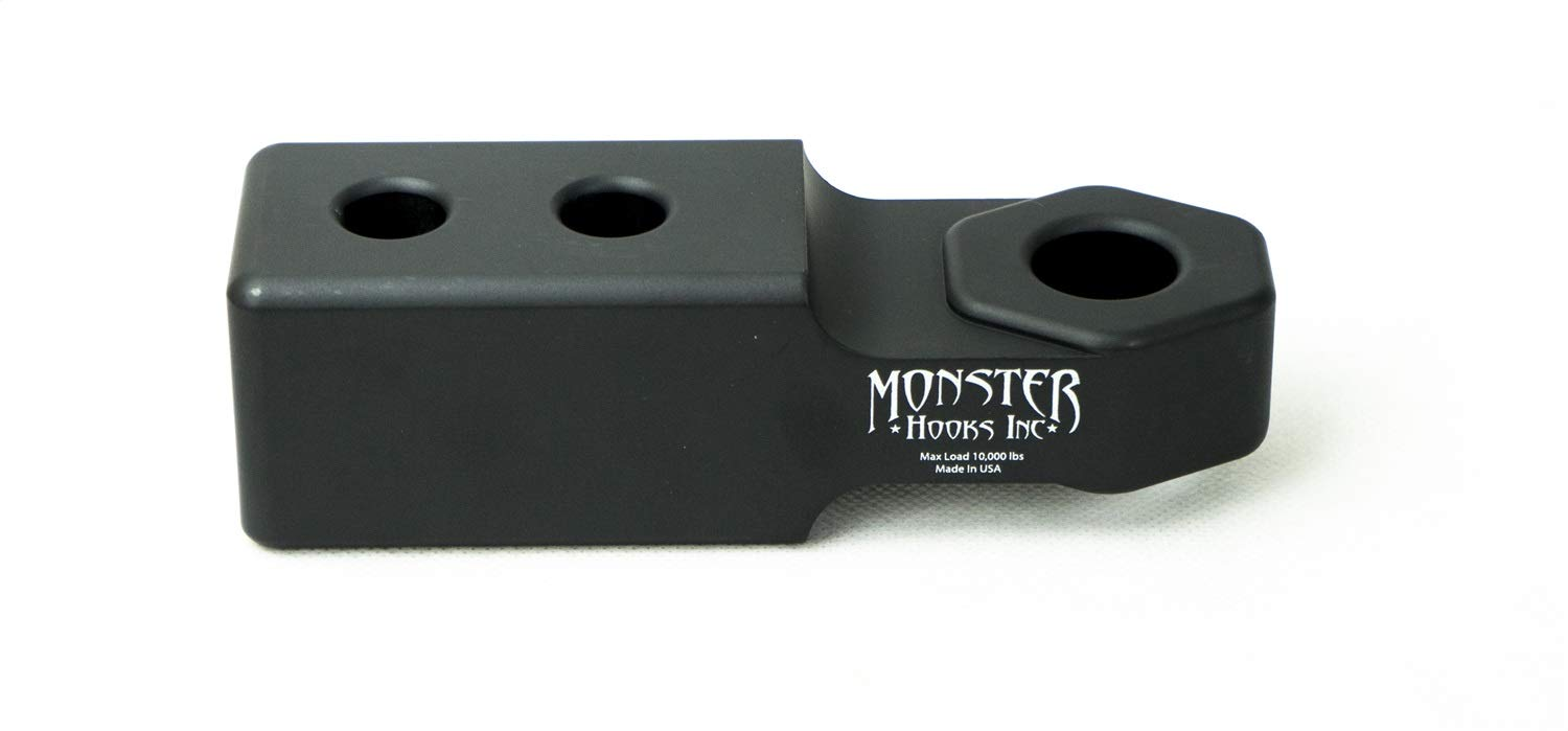 Monster Hooks MH-H20 2'' Receiver Hitch Pro by Monster Hooks