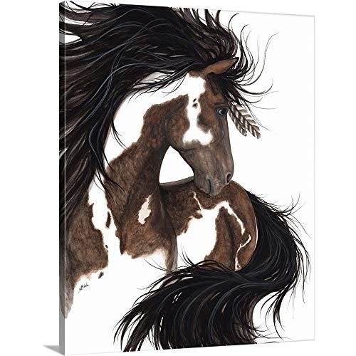 (Gallery-Wrapped Canvas Entitled Ashante - Spirit Horse by AmyLyn Bihrle 19