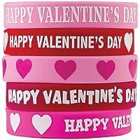 Teacher Created Resources Happy Valentine's Day Wristbands (6564)