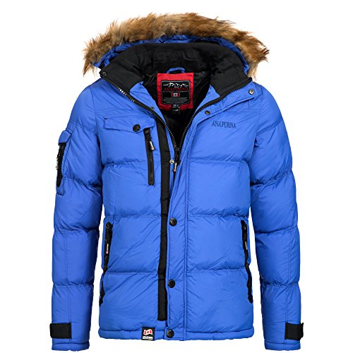 Geographical Blau Geographical Uomo Norway Norway Giacca gwq51