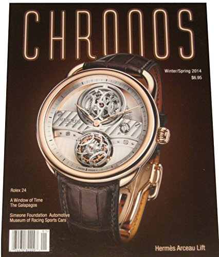 (Chronos Magazine: For the Curious, the Collector & the Connoisseur (Winter/Spring 2014))