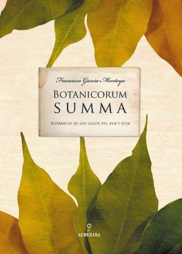 Descargar Libro Botanicorum Summa Francisco García Montoya