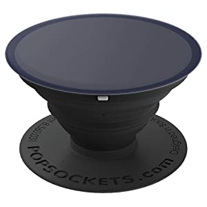 Maritime Blue Admiral Blue Phone Popper - PopSockets Grip and Stand for Phones and Tablets