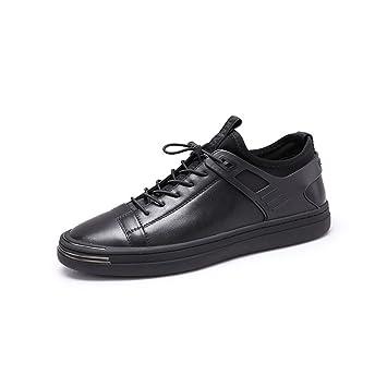 86c484ecfcfd4 Amazon.com : Hasag Men'S Shoes Summer Fashion Casual Shoes Leather ...