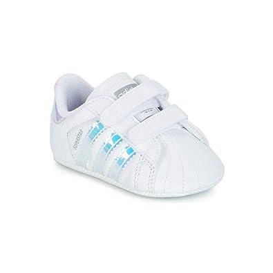 adidas Superstar Crib, Zapatillas de Gimnasia Unisex bebé: Amazon.es: Zapatos y complementos