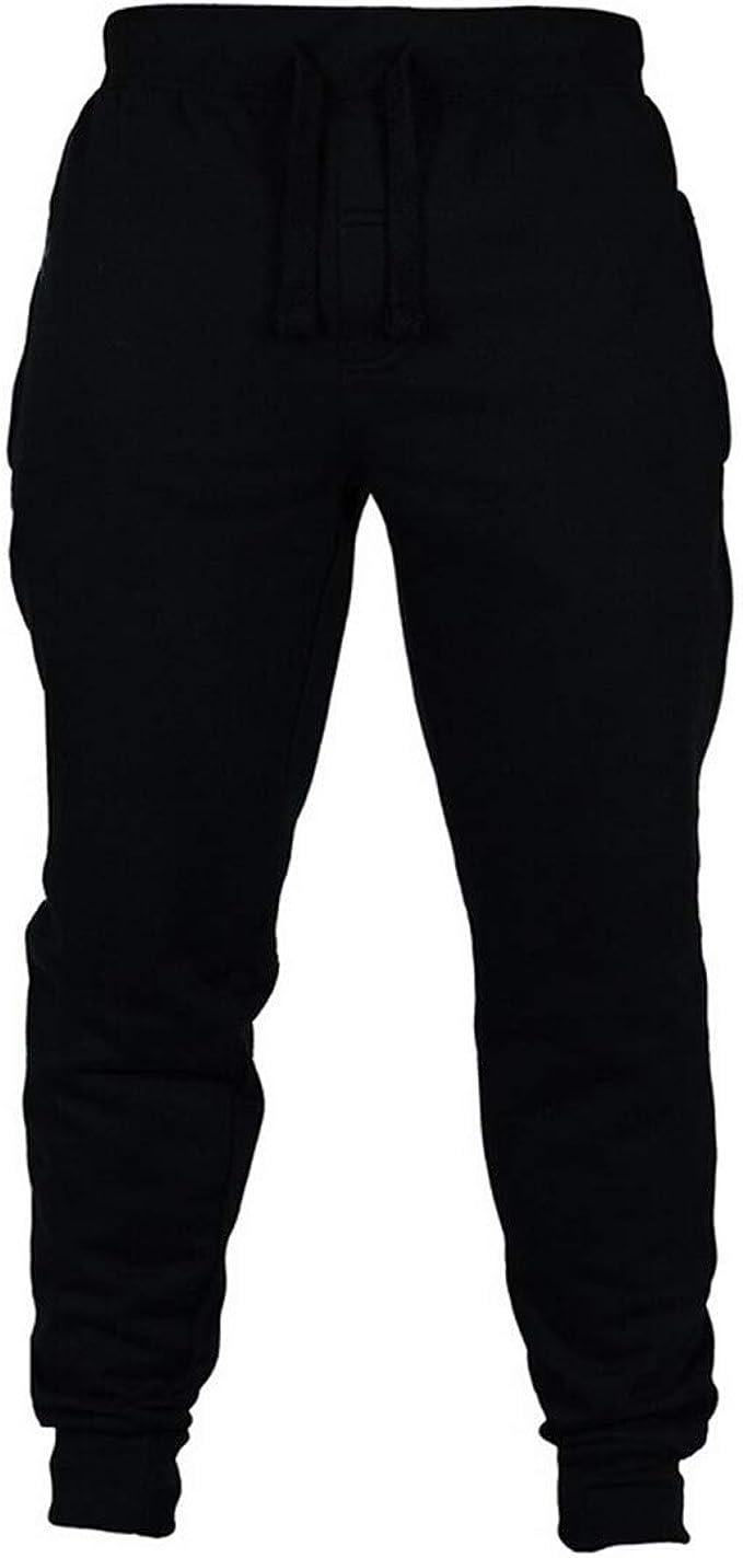Nsdetyws Autumn - Pantalones de chándal para Hombre (Talla ...