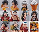 One-piece collection Change The World Candy Bandai (all 12 species Furukonpu set with secret)