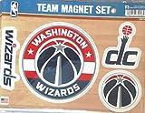 Washington Wizards NEW ROUND LOGO Multi Die Cut Magnet Sheet Auto Home NBA Basketball