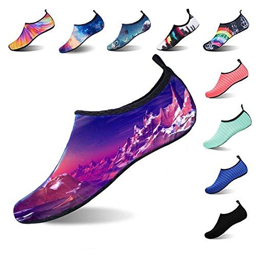 Women's Aqua Kayaking s1 Men's APTRO Socks Beach Water Cruise Barefoot Swimming Lightweight Sx02 Shoes and Athletic x4B41qEw7F