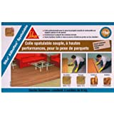 Colle Parquet Sika Adheflex Spatulable i-Eco - 18 KG