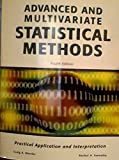 Advanced and Multivariate Statistical Methods : Practical Application and Interpretation, Mertler, Craig A. and Vannatta, Rachel A., 1884585841
