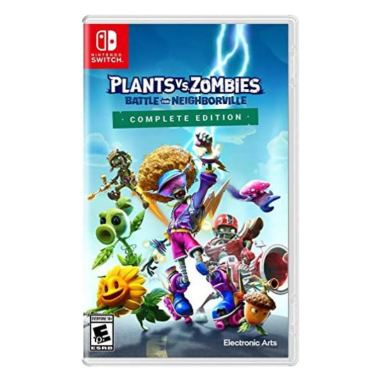 Plants Vs Zombies Battle for Neighborville Complete Edition – Nintendo Switch