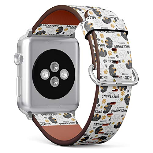 Compatible with Big Apple Watch 42mm & 44mm Leather for sale  Delivered anywhere in Canada