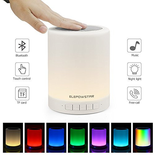 Outdoor Lamp Wireless Speaker - 5