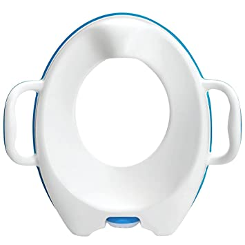 9e5277e6e Amazon.com   Munchkin Arm and Hammer Secure Comfort Potty Seat - Blue    Toilet Training Products   Baby