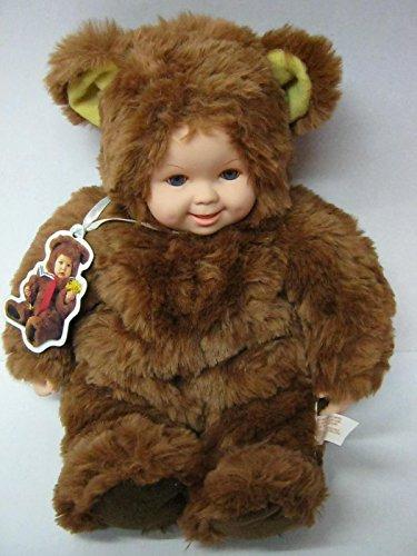 Anne geddes baby bear doll
