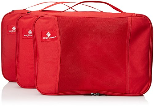 Eagle Creek EC0A2VHV138 Pack-It Full Cube Set, Red Fire, One Size (Pack...