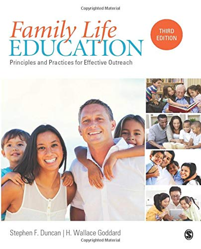 Family Life Education: Principles and Practices for Effective Outreach (NULL) by Sage Publications Inc