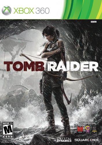 Tomb Raider (New Lara Croft Game)