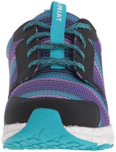 Purple Fuse Sneaker Women's Ariat Serape Fashion Mesh Ip1WRw