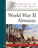 World War II Almanac (Facts on File Library of American History)
