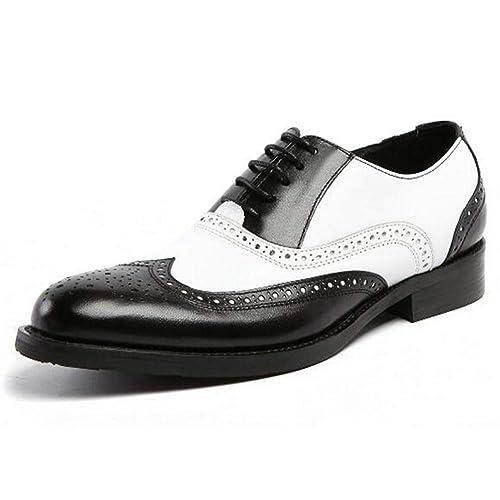 Zapatos de Vestir para Hombre Vintage Hombres Espectador ...