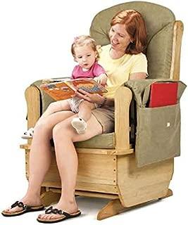 product image for Jonti-Craft Inc Glider Rocker with Khaki Green Cushions