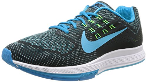 Clrwtr blk Lagoon Uomo Air 18 flsh Nike Lm Structure Sportive Zoom Scarpe Blue zgqvWH8