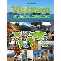 Vietnam Highlights & Impressionen: Original Wimmelfotoheft mit Wimmelfoto-Suchspiel