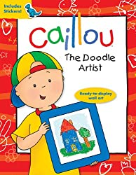 Caillou The Doodle Artist