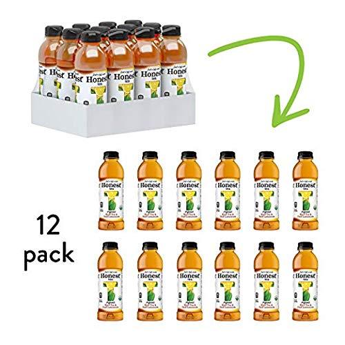 Honest Tea Organic Fair Trade Half Tea & Half Lemonade Gluten Free, 16.9 Fl. Oz, 32 Pack (32 Pack) by Honest Tea (Image #2)