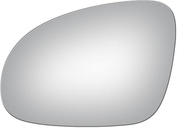 For VW Phaeton 02-07 Left passenger side Aspheric Electric wing mirror glass
