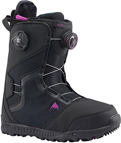 Burton Felix Boa Snowboard Boot 2018 - Women's Black 8.5