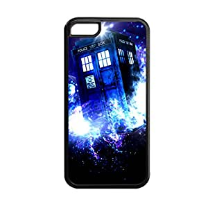 Generic For 5C Iphone Design With Tardis Tpu Durable Phone Cases For Girly Choose Design 10