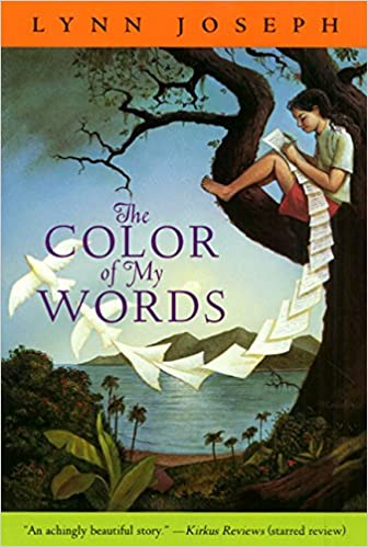 Amazon Com The Color Of My Words 9780064472043 Lynn Joseph Books